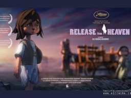 """""""Release from Heaven"""" best animation at Ft. McMurray fest"""