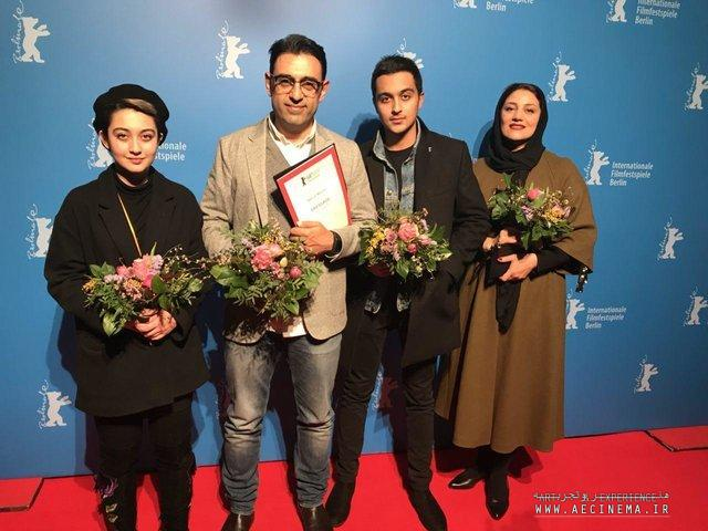 """Iran's """"Dressage"""" wins special mention in Berlin Generation 14plus"""
