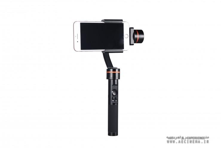 Meet Klick, a Robust Handheld Gimbal Stabilizer with Multiple Shooting Modes