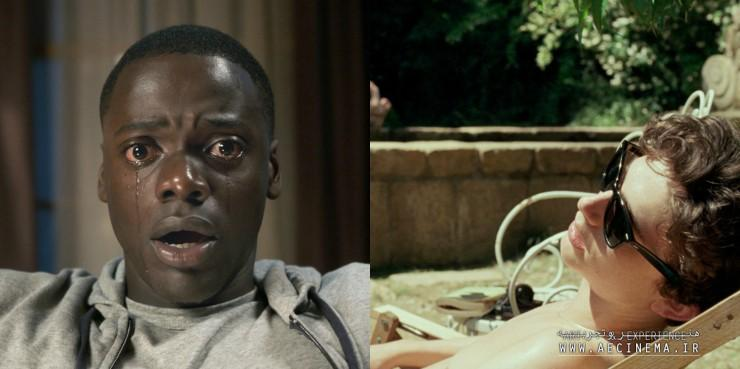 'Get Out' and 'Call Me by Your Name' Receive Top Prizes at 2018 WGA Awards