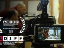 'Retouch' scoops Best Intl. Short at Ireland's ADIFF