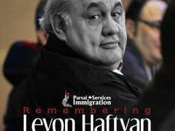 Canada to pay tribute to Iran demised actor Levon Haftvan
