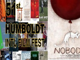 'Nobody' to go on screen at Humboldt int'l filmfest in US