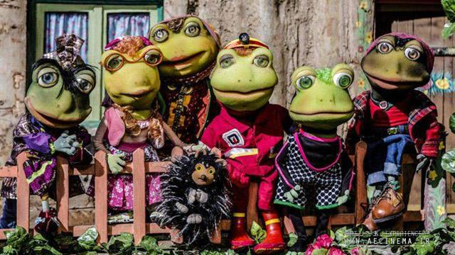 'Auntie Frog' breaks new record at box office