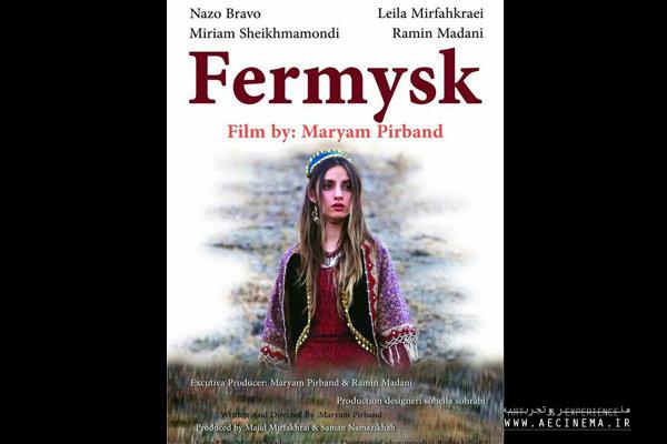 Maryam Pirband wins Best Female Director Award in USA for 'Fermysk'