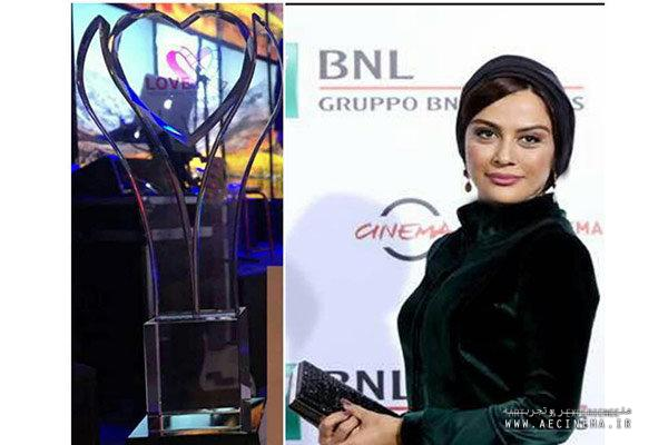 Maral Farjad wins Best Supporting Actress at American filmfest.
