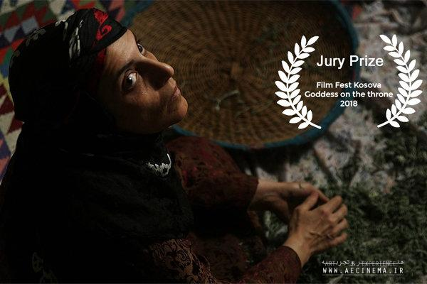 'Forouzan' wins Jury Prize at Goddess on the Throne