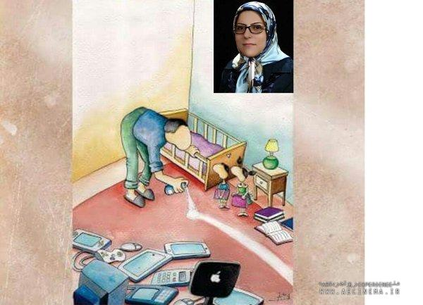 Iranian cartoonist wins best award at Kosovo Intl. Cartoon festival