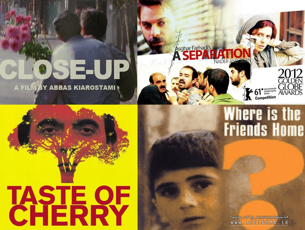 Four films from Iran among 100 greatest foreign-language movies