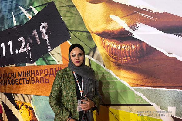 Iran's Narges Abyar to judge at Minsk Intl. Filmfest. Listapad