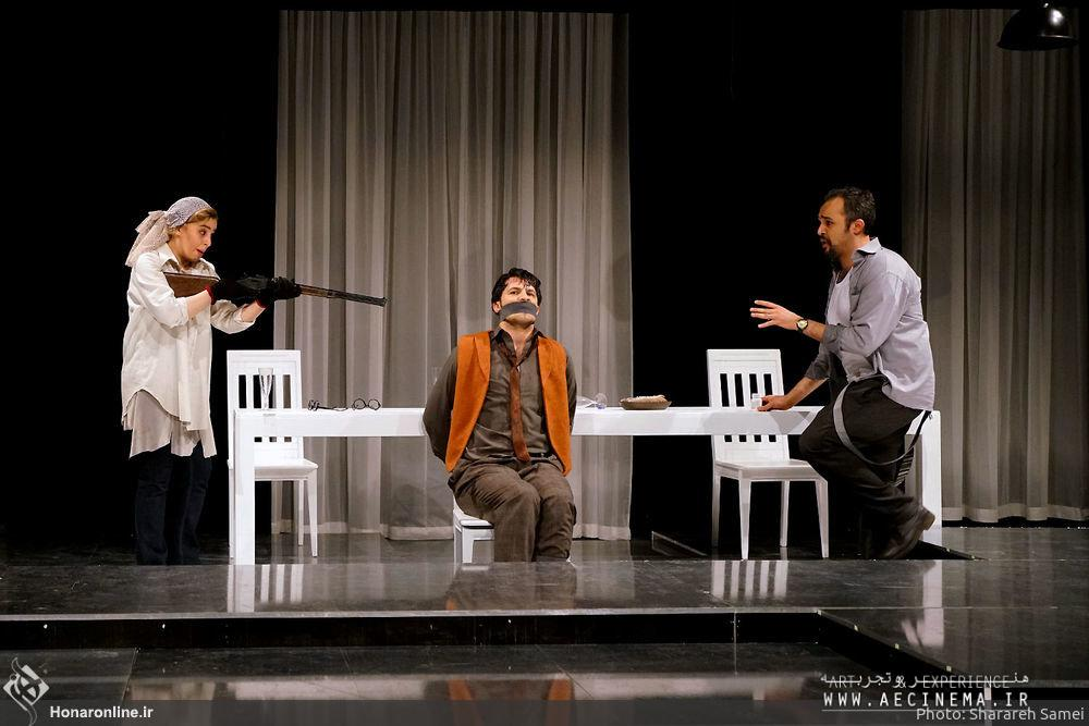 """Iranian director to stage """"Death and the Maiden"""" at Fajr festival"""