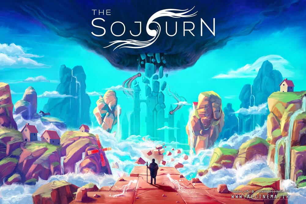 """""""Sojourn"""", """"Beyond the Rain"""" share Iran's best game of the year award"""