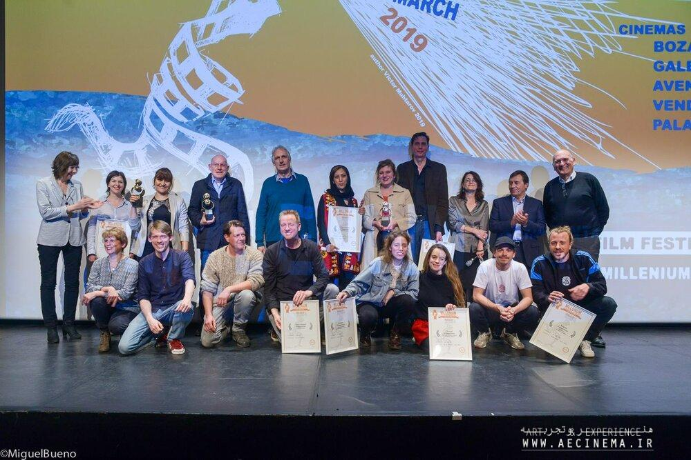 """""""Women with Gunpowder Earrings"""" wins special jury prize at Millenium festival"""