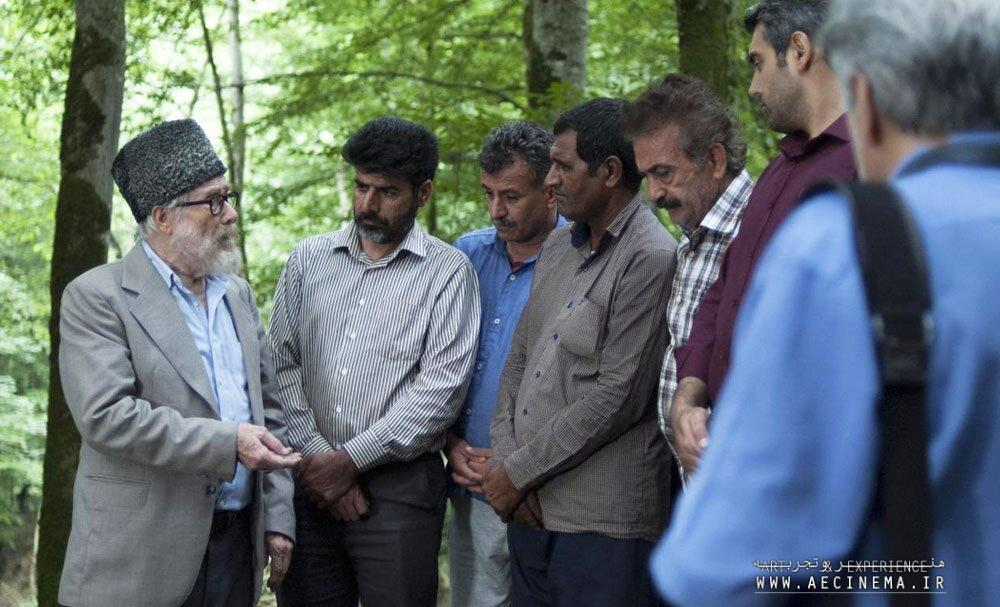 """Studios from Czech, Italy, Ukraine join Iranian director to make """"Blue Land"""""""