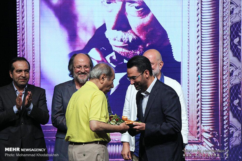 Former TV host Rashidpur launches celebration to honor movies on Iran's attractions