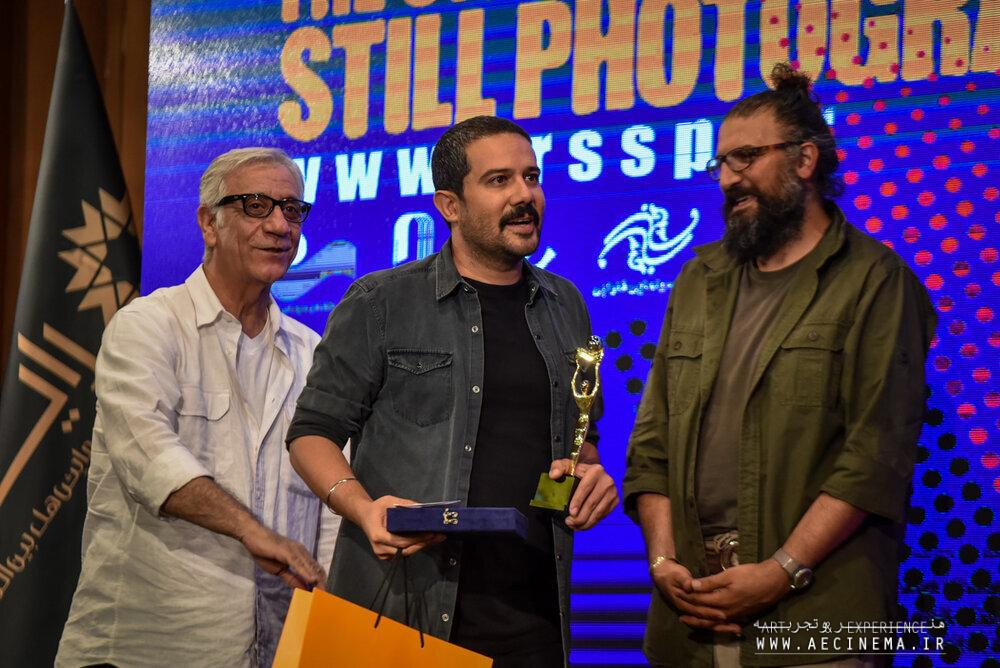 Omid Salehi named Iran's film photographer of the year