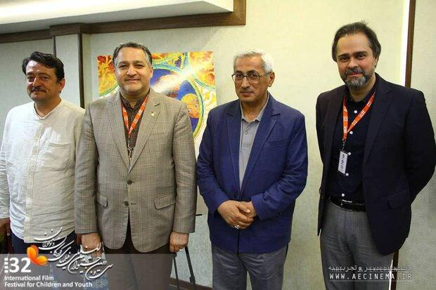 Director of Iran's children filmfest. calls for closer cultural ties with Turkey