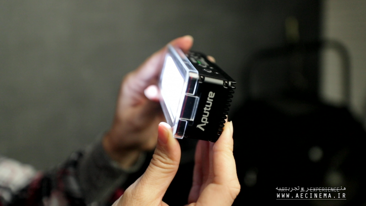 Aputure Amaran MW Is Smaller, Waterproof and Programmed for Useability