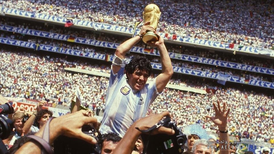 "Asif Kapadia's doc ""Diego Maradona"" dubbed for Persian audiences"