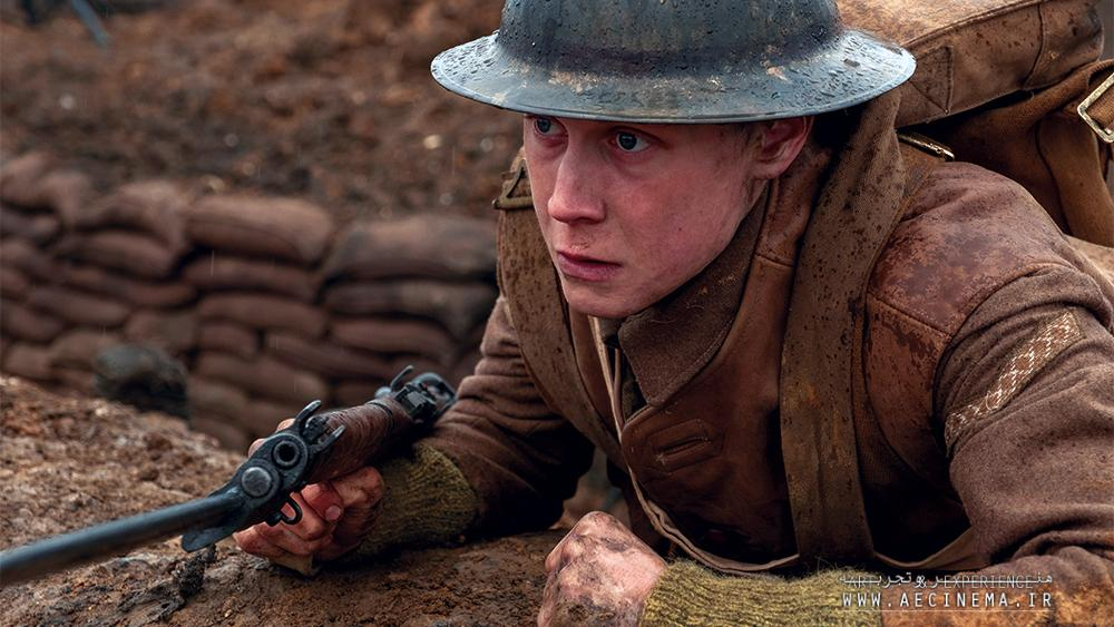 George MacKay Talks '1917' and Filming in the Trenches