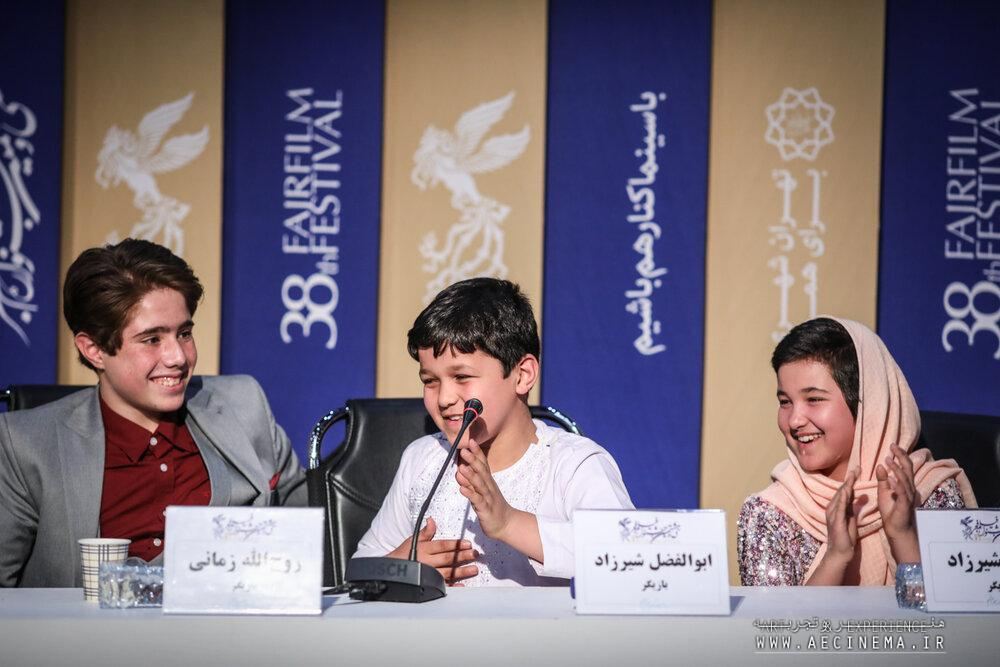 """The Sun"" director Majid Majidi says everybody responsible for child labor"