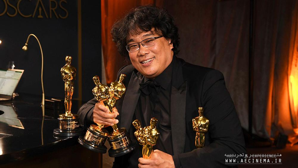 'Parasite' Oscar Win Leaves Hollywood Desperate to Work With Bong Joon Ho and Neon