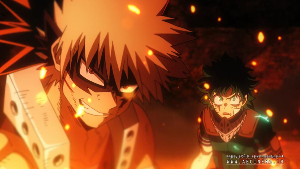 'My Hero Academia: Heroes Rising' ADR Director on Adapting the Anime for a U.S. Audience