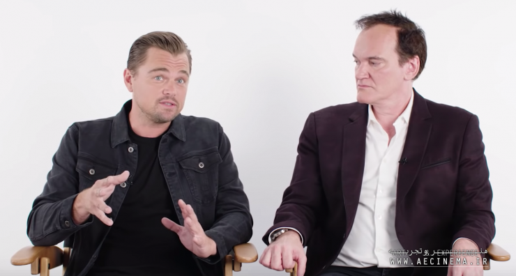 How Tarantino and DiCaprio Crafted His 'Hollywood' Character