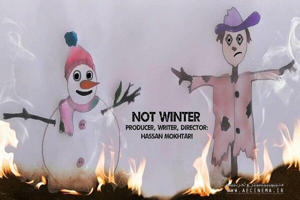 'Not Winter' wins best animation at Assurdo filmfest. in Italy