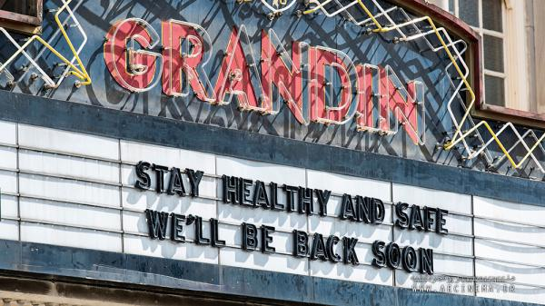 In the Age of Coronavirus, Even Movie Theaters Learn to Love Streaming