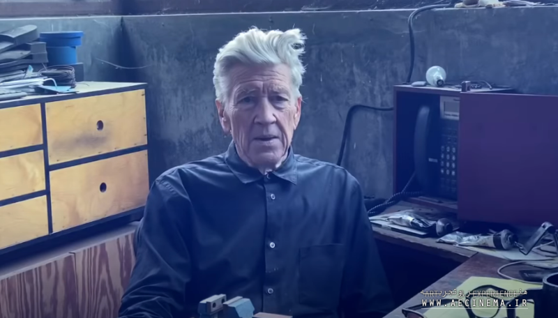 David Lynch Emerges From Quarantine to Give a Very Lynchian Weather Report