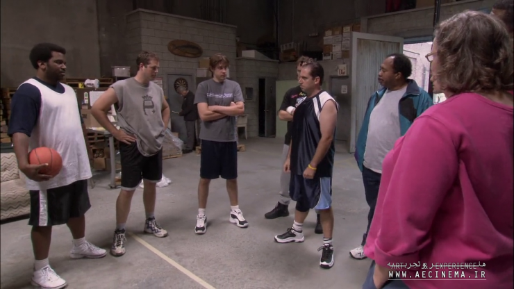 Why the Basketball Game from 'The Office' is Genius Writing