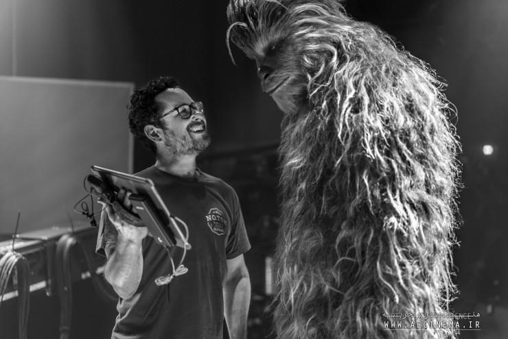 Find Out What it's Like on a Star Wars Set