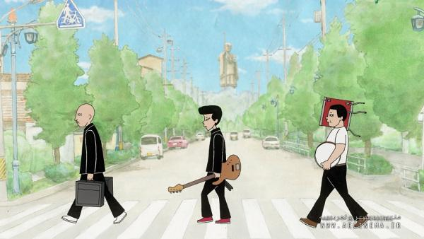 Gkids Tunes in to 'On-Gaku: Our Sound' for North American Release