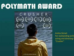'Crusher' wins at Fly Film Festival in US