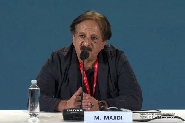 Filmmaker Majidi censures US sanctions against Iran