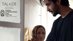 Iranian short 'Talker' wins at Tirana Intl. FilmFest.