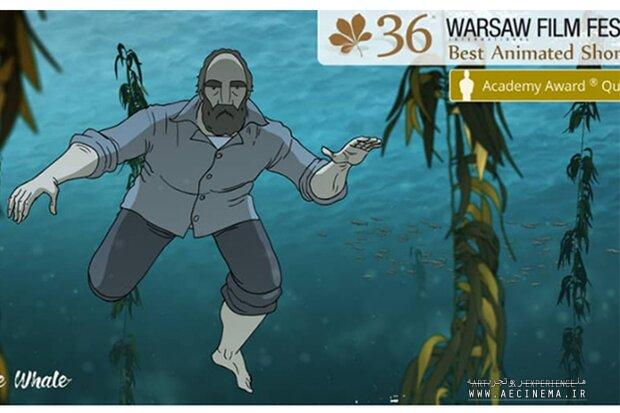 "Iranian animation ""White Whale"" wins at Warsaw Film Festival"