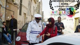 De Cine Invisible FilmFest. appreciates Iranian short 'Horn'