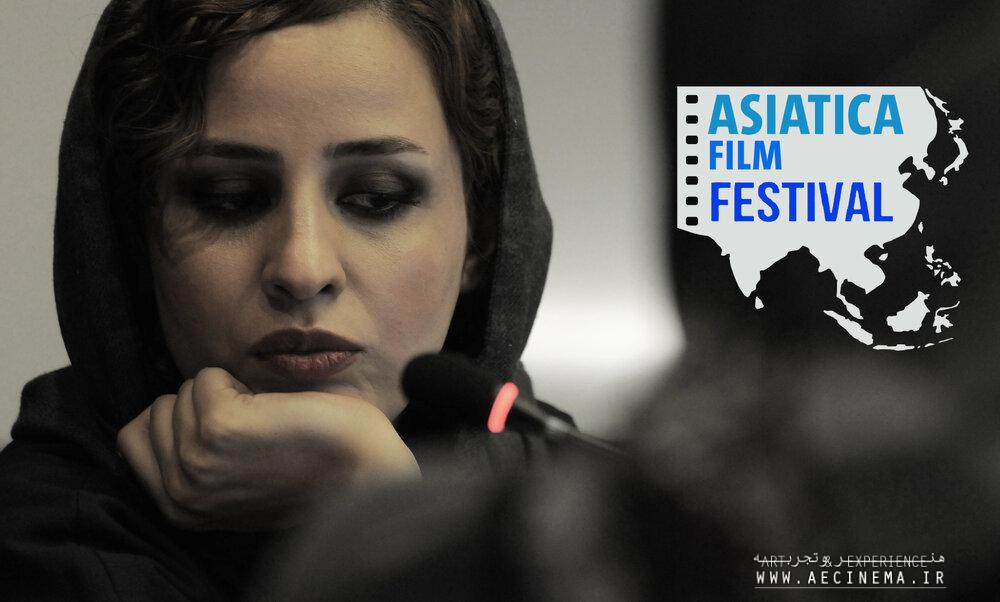 """Driving Lessons"" director Marzieh Riahi on Asiatica festival jury"