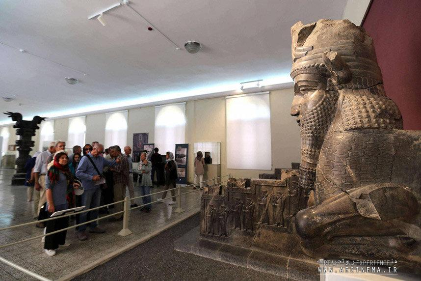 DEFC to cooperate with National Museum of Iran on archaeological films