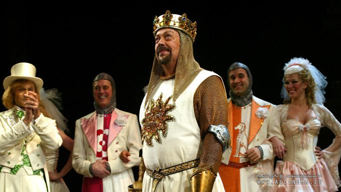 'Spamalot' Movie Moves From Fox to Paramount