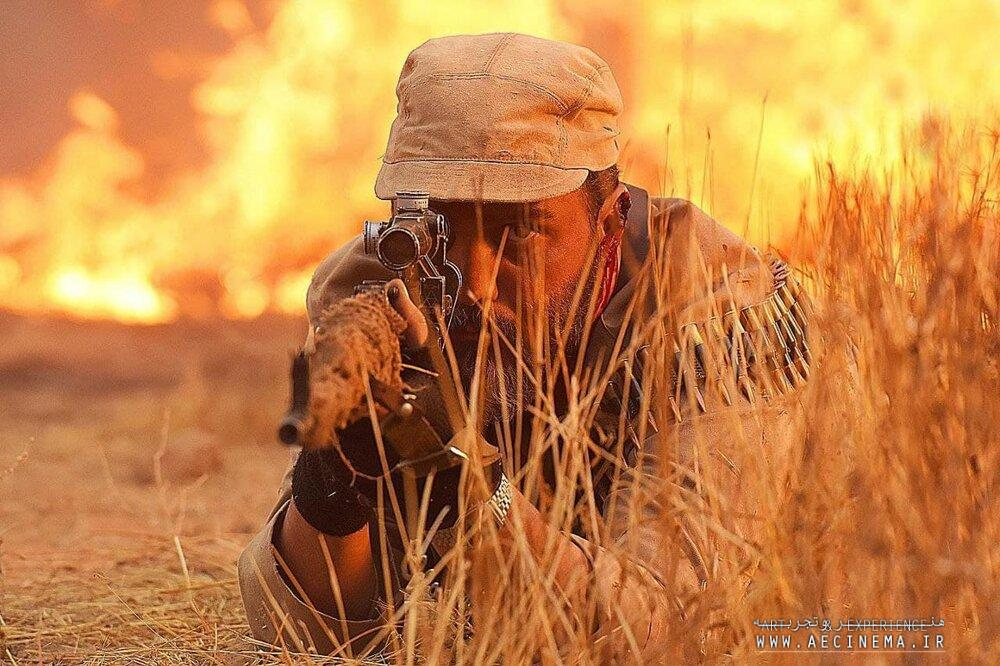"""Insufficient funds key obstacle to war filmmaking: """"The Sniper"""" director"""