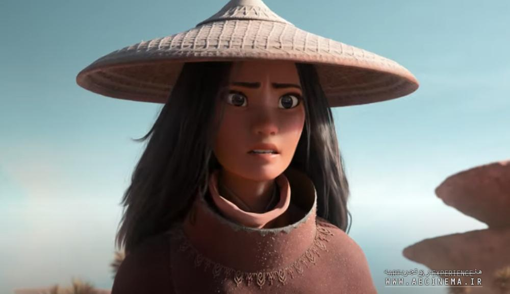 Disney's 'Raya and the Last Dragon' Sets China Release Date