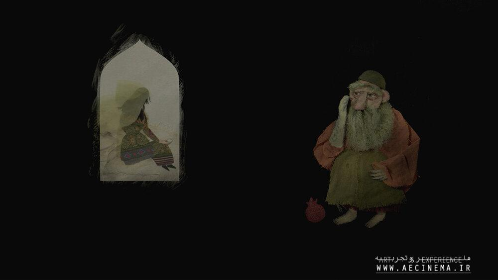 "Animation ""Wet Mirror"" produced based on Attar's story of Sheikh Sanan"