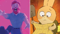 Oscar Contenders 'Burrow' and 'Out' Emerged From In-House Program at Pixar