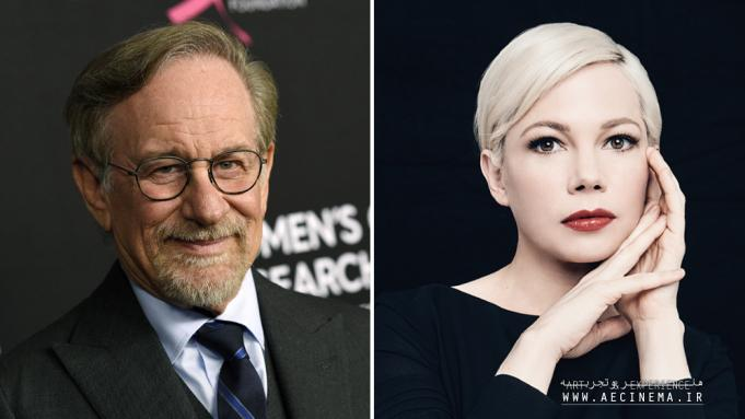 Steven Spielberg to Direct Movie Based on His Childhood, Michelle Williams in Talks to Star