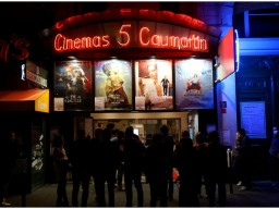 France's Cinemas and Cultural Venues to Reopen May 19