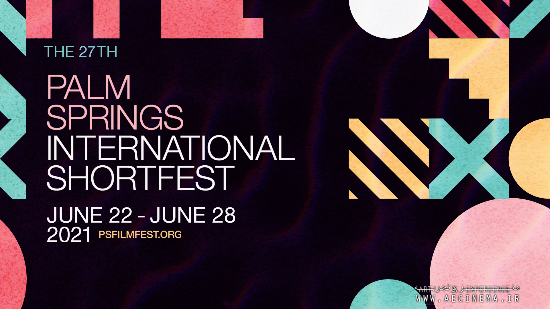 Palm Springs ShortFest Returns as California's First 2021 In-Theater Event