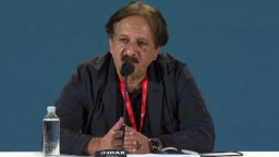 Director Majid Majidi criticizes global silence over Afghanistan school attack